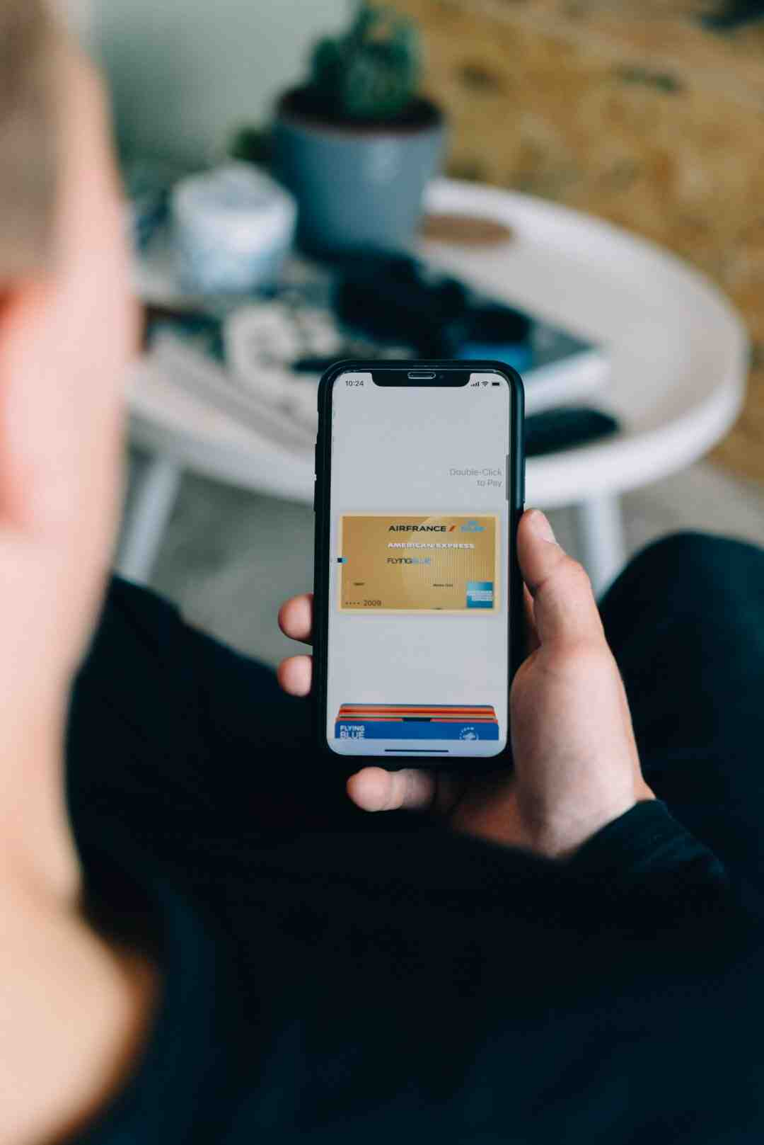 Comment payer apple pay
