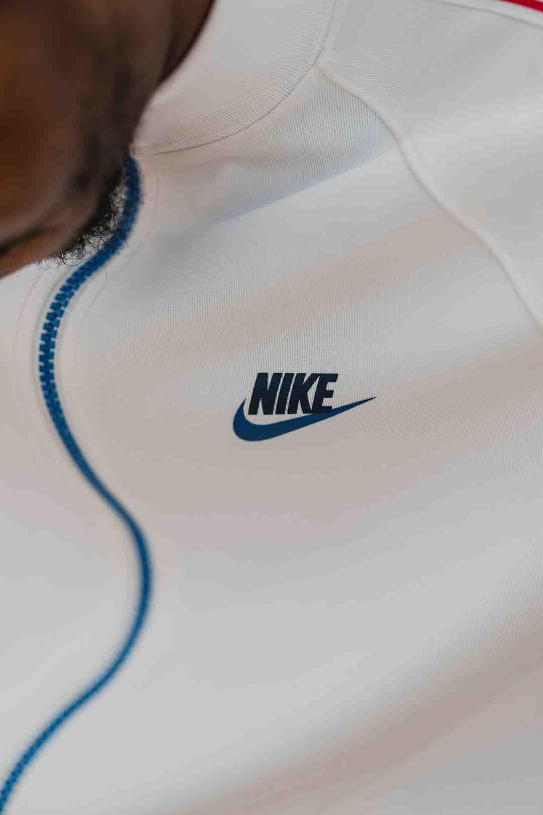 Comment faire le logo nike