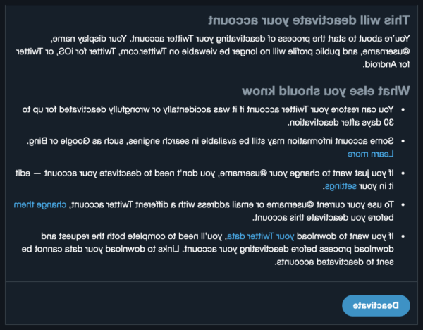 Comment faire pour bloquer une personne sur Twitter ?