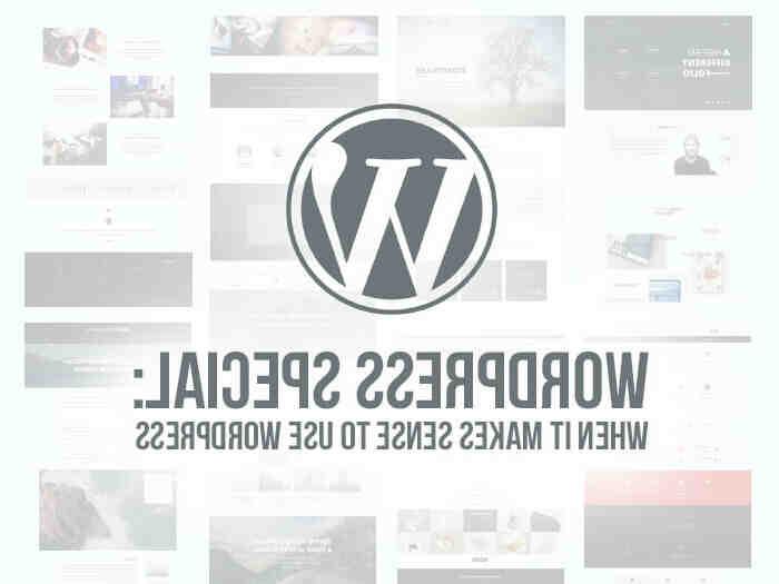 Comment utiliser wordpress debutant